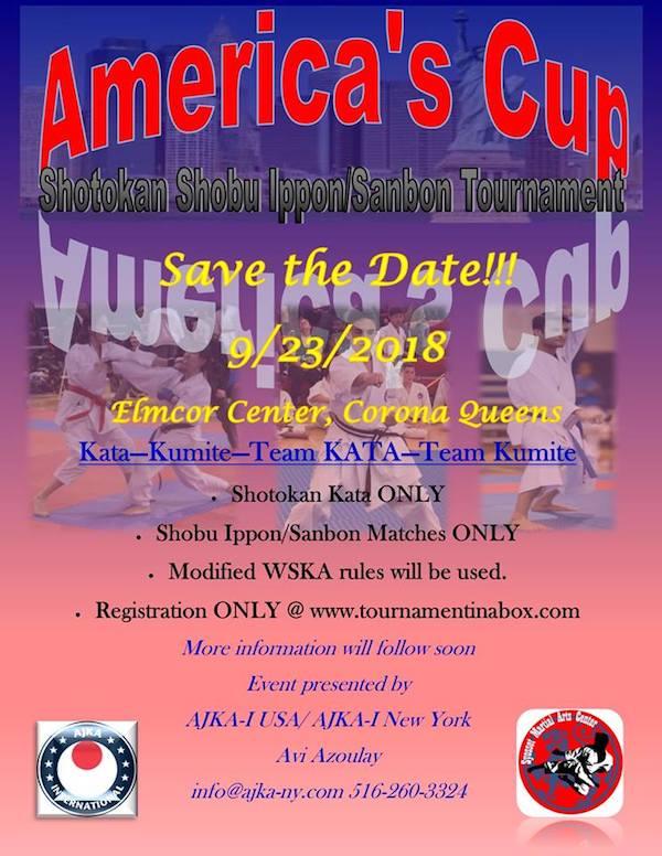 shotokan-americas-cup